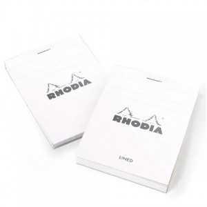Bloc-Notes Rhodia N11 -...