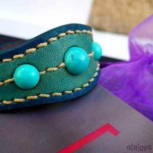 Bracelet TanTal Turquoise -...