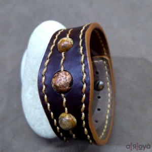 Bracelet TanTal Jaspe Paysage