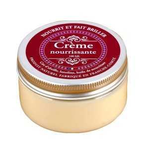 Crème Nourrissante - Pot de 100 ml - Nourri le cuir