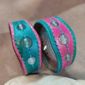 Bracelet Tantal Fluorite -...